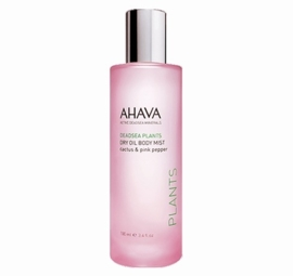 AHAVA Dry Oil Body Mist - Cactus & Pink Pepper