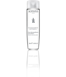 Sothys Eau démaquillante micellaire - Micellar cleansing water