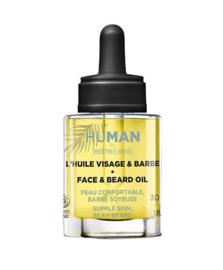 Estime & Sens - Human - L'huile Visage & barbe / olie gelaat en baardzone