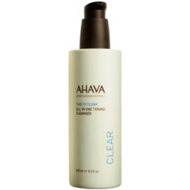 AHAVA All in One Cleanser - Cleanser, Toner & Make-up Remover voor gelaat en ogen