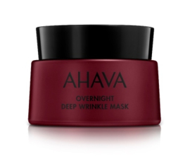 AHAVA Apple of Sodom Overnight Deep Wrinkle Mask / Night cream