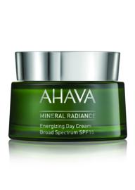 AHAVA Mineral Radiance Energizing Day Cream UVA/UVB/IR SPF15