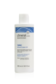 CLINERAL Shower & Bath Oil - Atopisch eczeem