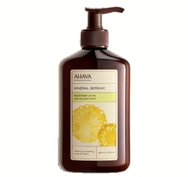 AHAVA Mineral Botanic Body Lotion - Pineapple & Peach