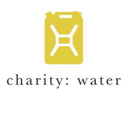 Charity water - donatie van € 1