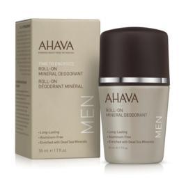 Ahava Roll On Mineral Deodorant - Men