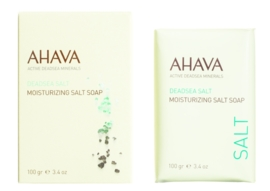 AHAVA Savon hydratant aux sels minéraux