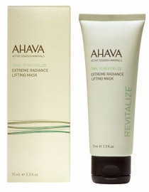 AHAVA Extrême Masque Lifting Resplendissant - Extreme Radiance Lifting Mask