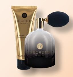 Sothys Kit Secrets Eau de Parfum + crème Sublimatrice Corps