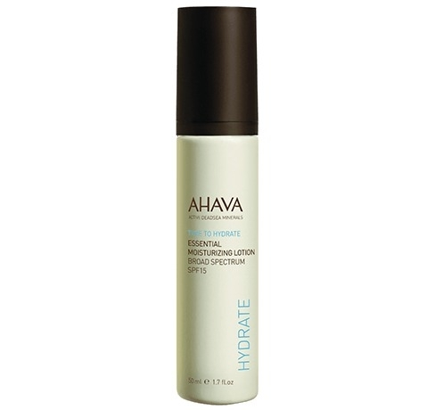 AHAVA Essential Moisturizing Lotion Broad Spectrum Spf 15