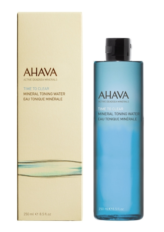 AHAVA Mineral Toning Water - Minerale lotion