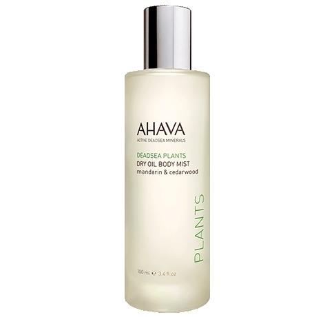 AHAVA Dry Oil Body Mist - Mandarin & Cedarwood