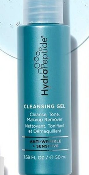 HydroPeptide Cleansing Gel travel-size 50ml