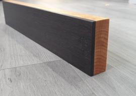 Knifestick Moeraseiken 42 cm   (8 messen)