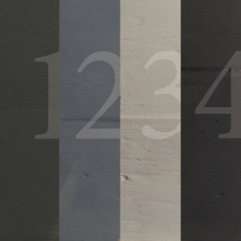 Hoffz kast Hugo 225x50x235 kleur 4 met 4 manden