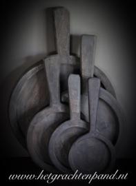 Aura Peeperkorn Amuse planken Set 10,12,15,20 en 25 cm