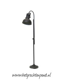 Staande lamp ijzer 175cm