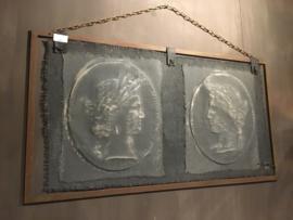 MM kalkverf doek in statief hang maat 110x60