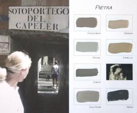 Pietra Kleurenkaart