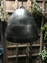 Stoere Grote hanglamp industrieel  1035 mo