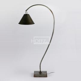 Hoffz Staande booglamp ijzer maat 140 hoog x 68 die x dia 30 cm