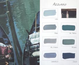 Azzurro Kleurenkaart
