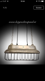 Ptmd hanglamp sale kleine maat