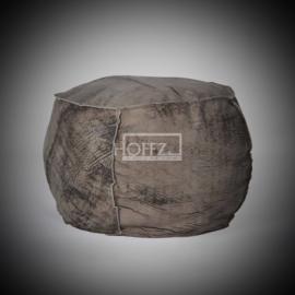 Poef stonewash 50x35x38
