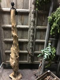 Orginele stamboom lamp ong 150 cm  uniek item