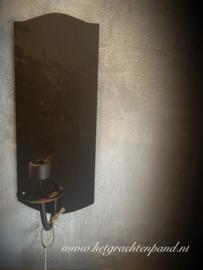 Hoffz 70-511 Wand kandelaar voor kaars 55x17x15