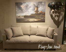 "Jan Bank - Sofa, hoekbank  ""KING-JAN"""