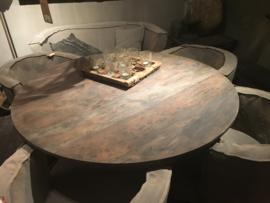 Ronde tafel met rand 145 cm Aura Peeperkorn