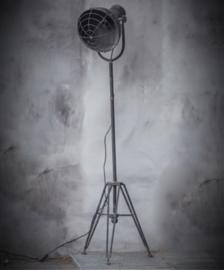 Vloerlamp gaas statief 175 hoog 48x41