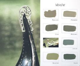 Verde Kleurenkaart
