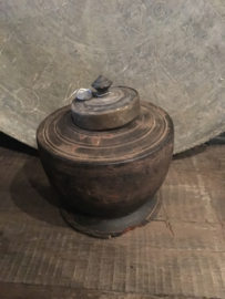 Hoffz pot met deksel 15x16