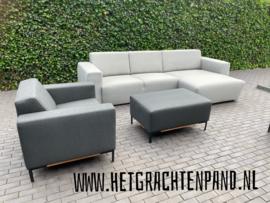 2 zits met lounge outdoor
