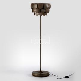 Hoffz staande schijfjes lamp maat 152 hoog dia 34