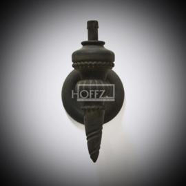 Hoffz wandlamp Eenhoorn dusty black 26 cm (1833)
