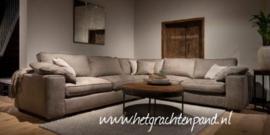 Firenca sofa loungebank hoekbank stel hem zelf samen