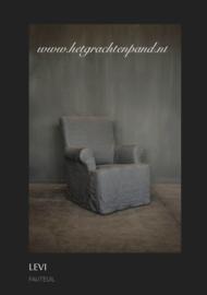 Hoffz fauteuil Levi maat H 95 x B70 x D70