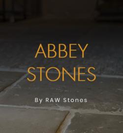 Abbey Raw Stones prijs is per m2 (alleen de stones)