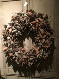 Herfst / Winter Krans 45 cm dia