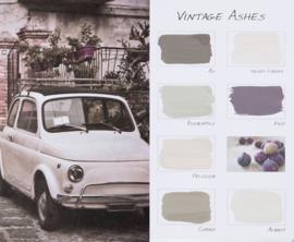 Vintage Ashes Kleurenkaart