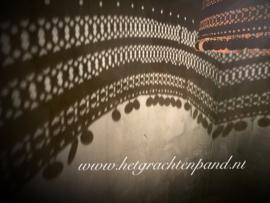 Hoffz kroonluchter Sapfier maat 68x70