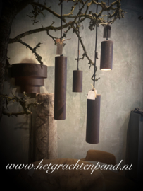 Hoffz hanglamp Gyan maat S klein 15x6,5 cm