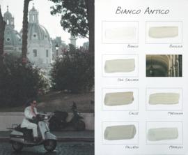 Bianco Antico Kleurenkaart