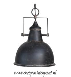 Hanglamp ijzer rond maat 26x24