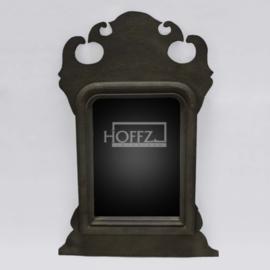 Hoffz spiegel flame sandy maat W90 xH130 cm