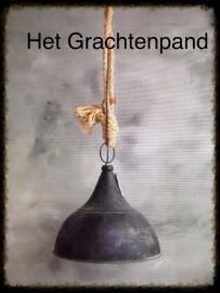 Hanglamp met touw 40,5x 40,5 x 43