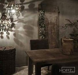 Hoffz Franse  tafel 240x 95/100 x 78